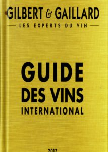Guide Gilbert Gaillard international 17