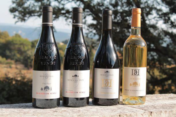 Beaumes de venise vin
